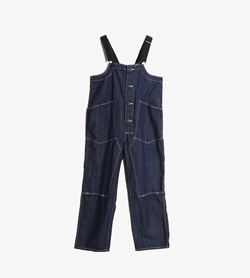 JPN -  데님 오버롤  Man XL / Color - Denim