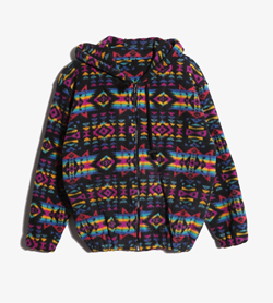 [중고] ETC  FLEECE [후디 집업 플리스]  [KIDS FREE / Color - MULTI]