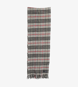 BURBERRY - 버버리 램스울 체크 머플러   Made In Scotland  Unisex Free / Color - Check