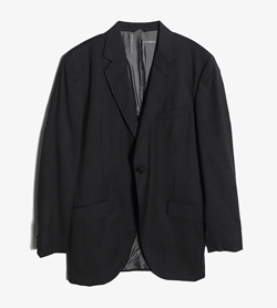 DOLCE&GABBANA - 돌체앤가바나 울 실크 블레이져   Made In Italy  Man L / Color - Black