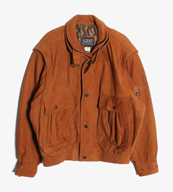 SARAY - 사레이 가죽 자켓   Made In Australia  Man L / Color - Brown