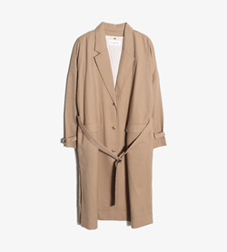 THE DAYZ TOKYO -  울 랩 코트   Women L / Color - Beige