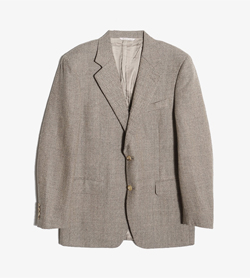 CANALI - 카날리 울 헤링본 자켓   Made In Italy  Man L / Color - Beige