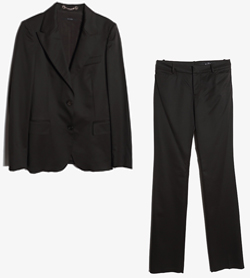 GUCCI - 구찌 울 Uniform 투피스 셋업   Made In Bulgaria  Women L / Color - Etc