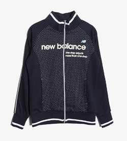 NEW BALANCE - 뉴발란스 폴리 져지   Women L / Color - Navy