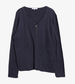 JOURNAL STANDARD - 저널 스탠다드 코튼 집업   Women M / Color - Navy