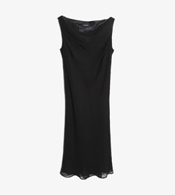LUCILE -  폴리 원피스   Women S / Color - Black