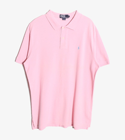 POLO BY RALPH LAUREN - 폴로 랄프로렌 코튼 PK 티셔츠   Man L / Color - Pink