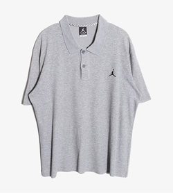 JORDAN - 조던 코튼 Pk티셔츠   Man XL / Color - Gray