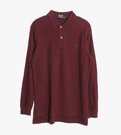 POLO BY RALPH LAUREN - 폴로 랄프로렌 코튼 PK 티셔츠   Man L / Color - Brown