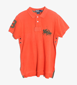 POLO BY RALPH LAUREN - 폴로 랄프로렌 코튼 Pk티셔츠   Man S / Color - Orange