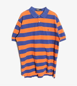 POLO BY RALPH LAUREN - 폴로 랄프로렌 코튼 Pk티셔츠   Man L / Color - Stripe