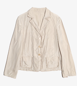 JPN -  폴리 자켓   Women L / Color - Beige