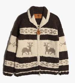 CANADIAN SWEATER - 캐나디안 스웨터 울 코위찬 가디건   Made In Canada  Man M / Color - Etc